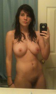 selfie-nackt